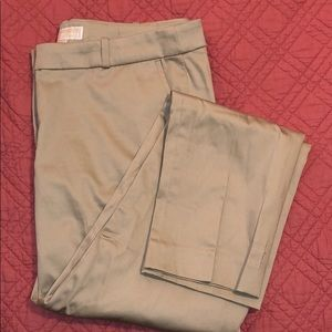 Michael Kors khakis dress pants